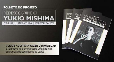 Veja como foi o projeto Redescobrindo Yukio Mishima