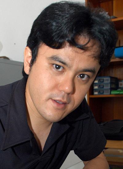 Alexandre Nagado - desenhista e redator