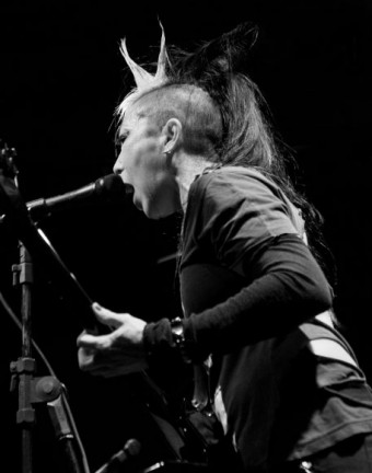 Live Performance com Cherry Taketani (foto: Marcelo Shina)
