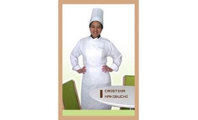 Chef Cristina Makibuchi
