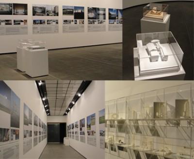 Exposição no Instituto Tomie Ohtake
