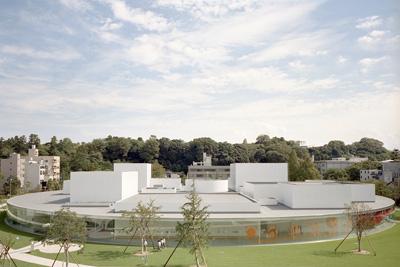 Museu de Arte Contemporanea - Kanazawa, Província de Ishikawa, Japão, 2004
