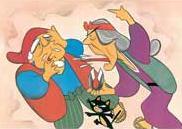 Kamishibai - A pardal que perdeu a língua